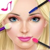 Back-to-School Makeup Games App Icon
