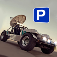 Drive On The Moon Parking Simulator app icon