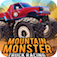 Mountain Monster Truck Racing App Icon