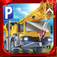 Factory Monster Truck Car Parking Simulator Game app icon