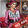 Hidden Objects : Spinster Detective app icon