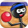 Stickman 1-on-1 Dodgeball iOS Icon