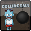 Crazy Rolling Fall iOS Icon