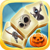 Mahjong Trick or Treat iOS Icon