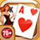 Solitaire 70 plus Card Games iOS Icon