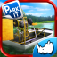 Swamp Boat 3D River Sports Fast Parking Race Game app icon