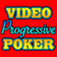 Video Progressive Poker iOS Icon
