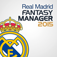 Real Madrid Fantasy Manager 2015 App Icon