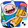 Adventure Time Game Wizard App Icon