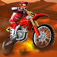 A Mad Desert Skills Offroad Bike Rivals Pro app icon
