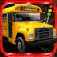 School Bus Driver iOS Icon
