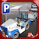 Airport Trucks Car Parking Simulator App Icon
