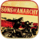 Fan trivia for Sons of Anarchy iOS Icon
