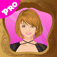 Teen Makeup and Dressup iOS Icon