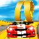 3D Stunt Car Rider PRO iOS Icon