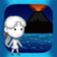 Amazing Volcano Runner iOS Icon