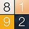 Impossible 8192 Math Strategy Pro Sliding iOS Icon