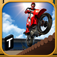 Crazy Biker 3D: Top Free Stunt Game App Icon