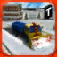 Snow Blower Truck Sim 3D App Icon