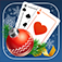 Solitaire Game Christmas iOS Icon