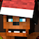 Block Freddy Fazbear Survival 3D Christmas Edition with skin exporter for Minecraft app icon