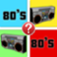 1980s Music Quiz Pro app icon