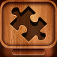 Real Jigsaw Puzzles Free iOS Icon