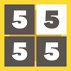 Fifty Five app icon