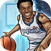 PopSwish Basketball by Andrew Wiggins iOS Icon