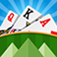 TriPeaks Solitaire by MobilityWare iOS Icon