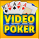 AAA22 Aces Full Video Poker Game app icon
