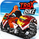 Trax Bike Racing App Icon