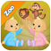 Baby Puzzle Zoo iOS Icon