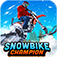 Snow Bike Champion app icon