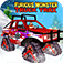 Furious Monster Truck Trax app icon