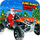 Dune Buggy Santa Racer iOS Icon