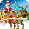 Sled Santa Racing app icon