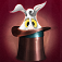 Hare In The Hat iOS Icon