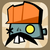 Zombie match defense app icon