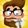 A Hipster Shave Crazy Hair-cut Style Maker app icon