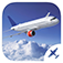 Flight Simulator (Passenger Airliner A320 Edition) app icon
