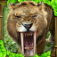 Sabertooth Tiger Simulator iOS icon