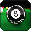 8-ball Recall iOS Icon