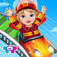 Baby Heroes: Amusement Park Edition app icon