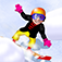 Snowboard Speed Race app icon