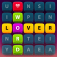 Words Lover war game app icon