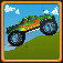 Crazy Monster Truck app icon