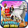Cinderella Horse Carriage Racing app icon