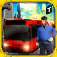 Modern Bus Driver 3D Sim iOS Icon