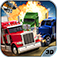 Trailer Truck Destruction Bowl app icon